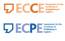 Examination for the Certificate in Proficiency in English logo